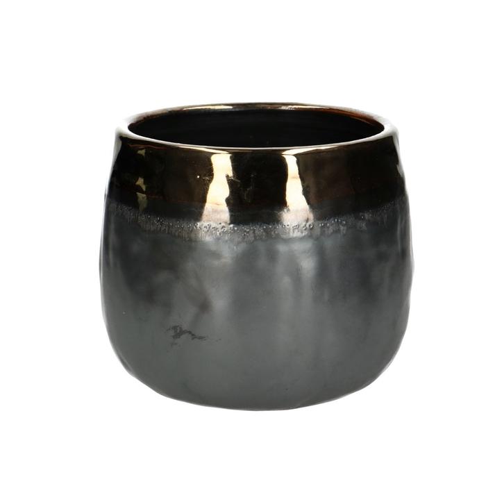 <h4>Ceramics Cato pot d15*13cm</h4>