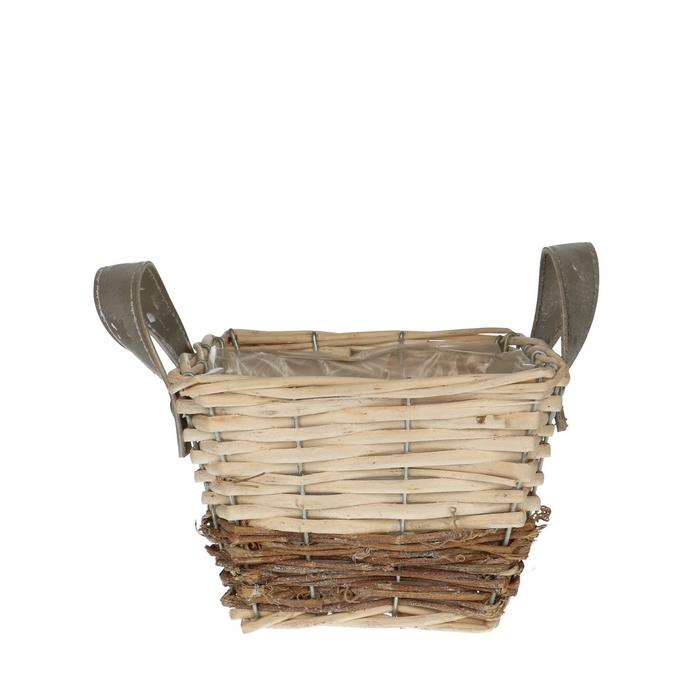 <h4>Baskets Iris tray square d16*11cm</h4>
