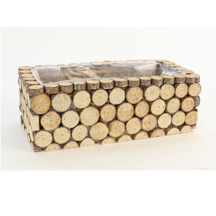 <h4>Sale Planter woodsl.rect.38*18*13cm</h4>