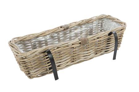 <h4>Balcony basket Pinon l58 gr</h4>