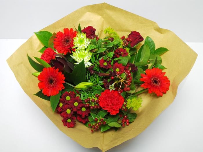 <h4>Bouquet KIM Large Red</h4>