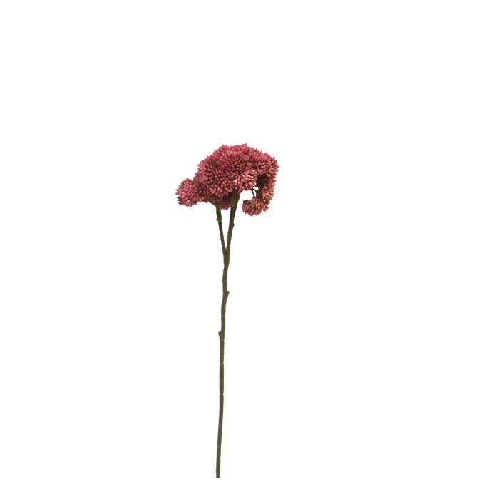 <h4>SILK FLOWERS - SEDUM FLOWER BEAUTY 46CM</h4>