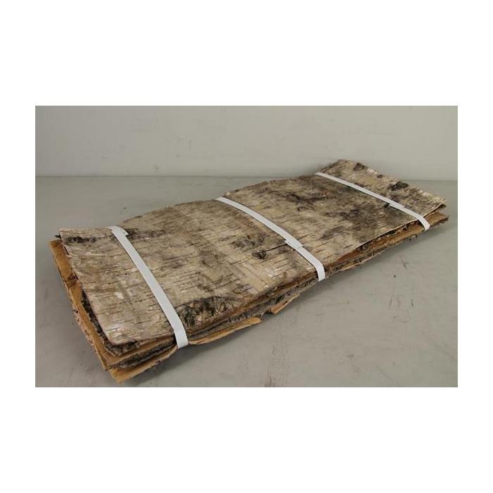 <h4>Birch Bark Pack 60x27cm(6p)nat</h4>