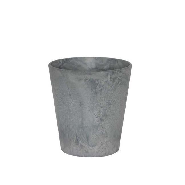 <h4>Plastic Claire pot d13*14cm</h4>