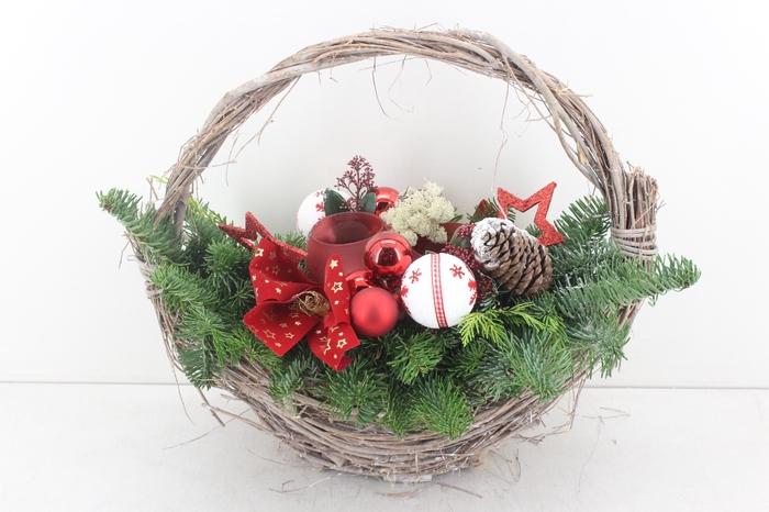 <h4>arr.. Kerst PL - Mand ovaal XL 344/2</h4>
