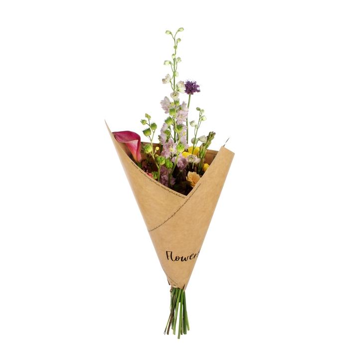 <h4>Bouquetholder Flowerwrap flex 70*45cm</h4>