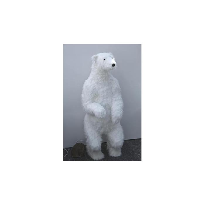 <h4>Polar Bear Moving&music 185cm</h4>