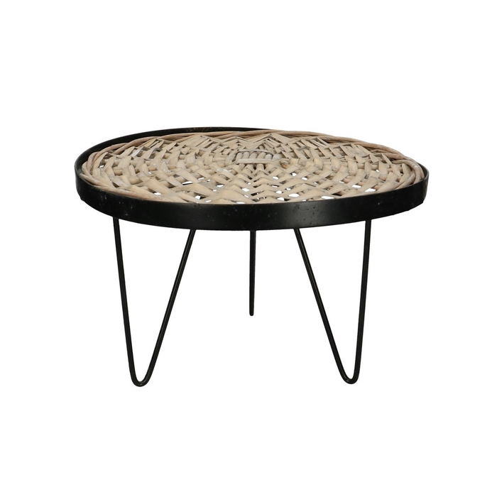 <h4>Homedeco Plant tafel wilg d24*16cm</h4>