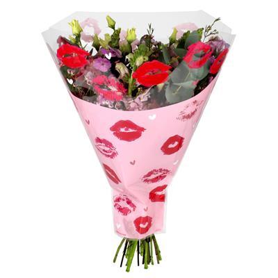 <h4>Housses 52x44x12cm OPP40 Sweet Kisses</h4>