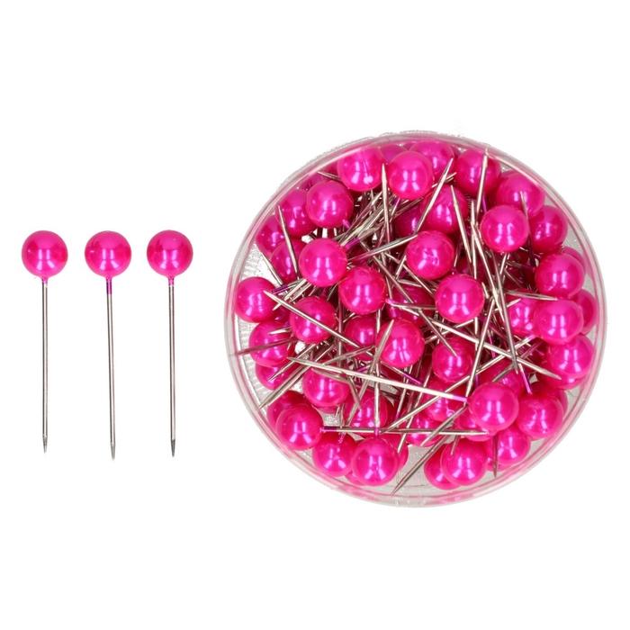 <h4>Pins Pearl d15*75mm x100</h4>