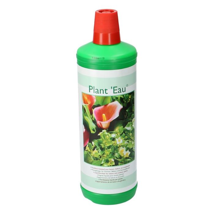 <h4>Abono organico Plant'eau 1000ml</h4>