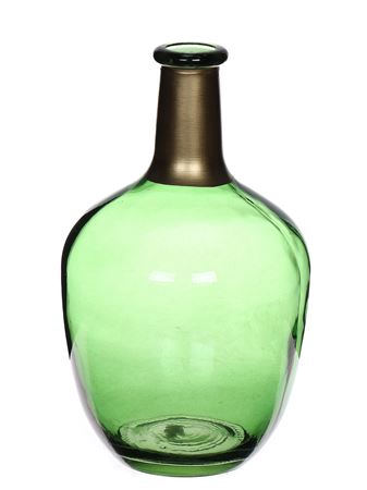 <h4>Bottle Tarika h30cm green</h4>