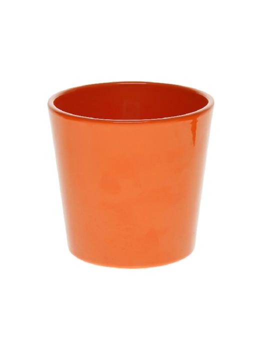 <h4>DF881973700 - Pot Dida d15.5xh13.5 orange</h4>