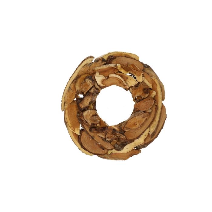 <h4>Wreath d26cm Kuwa slice</h4>