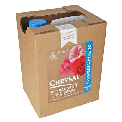 <h4>Chrysal prof 2 Bag-in-Box geconcentr. 20ltr 5ml/l</h4>