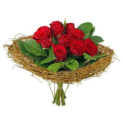 <h4>Bouquet holder Salim Ø15cm gold</h4>
