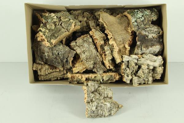<h4>Cork Pieces 10x15cm Box</h4>