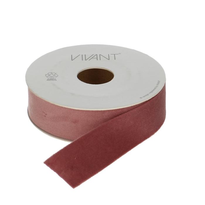 <h4>Lint Velvet deluxe 25mm 5m</h4>