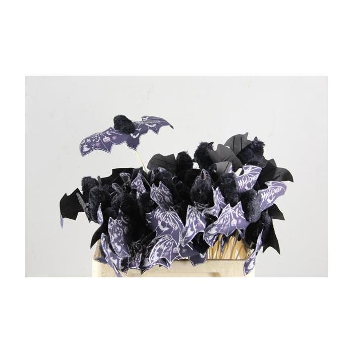 <h4>Stick Bat 23x9x5cm Black</h4>
