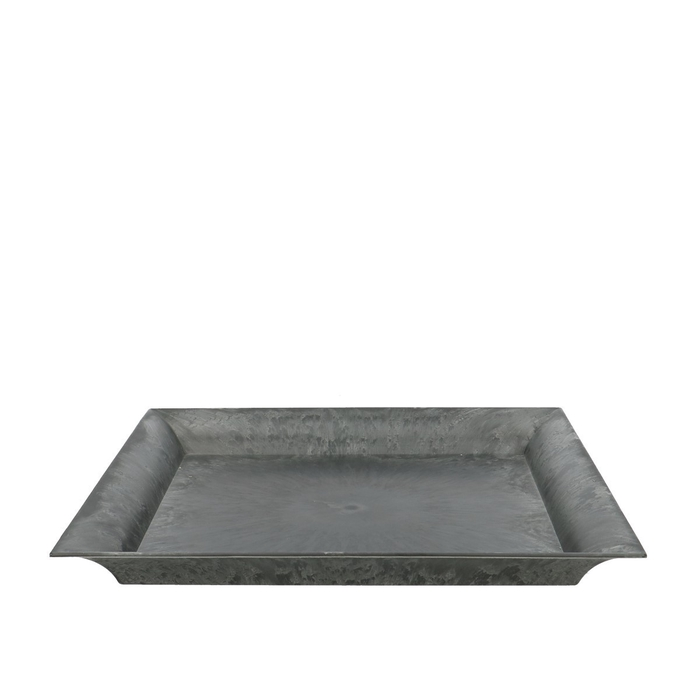 <h4>Plastic Melam Plate square d29cm</h4>