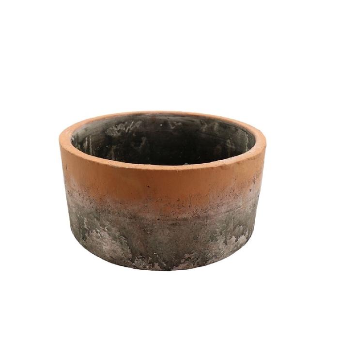<h4>Ceramics Crema planter d12.5*8cm</h4>