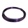 Aluminium wire purple - 100gr (12 mtr)