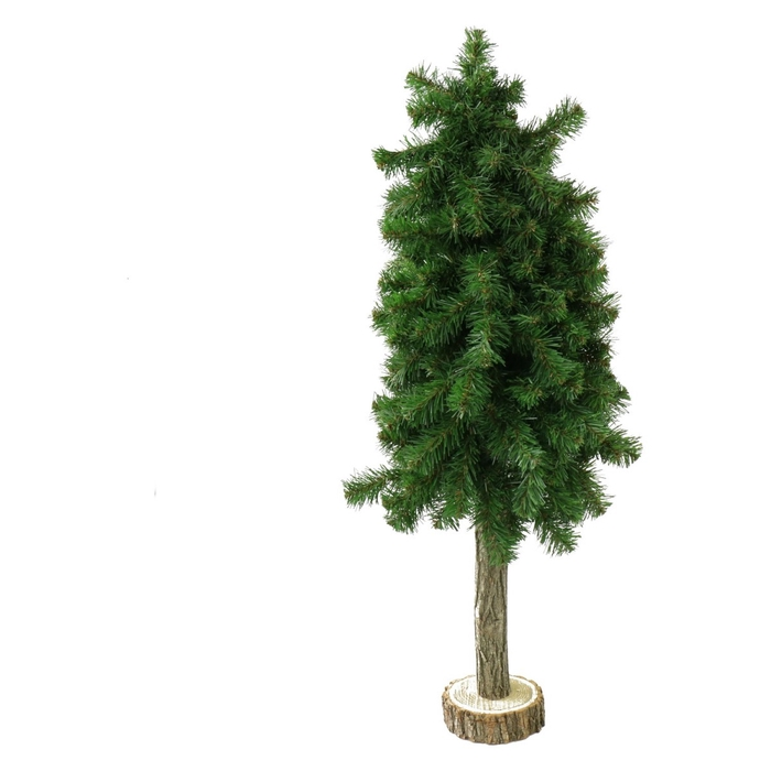 <h4>Christmas Artificial tree on foot 90cm</h4>