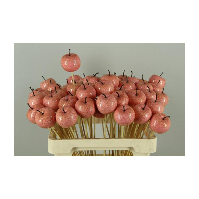 <h4>Stick Apple 6cm Crack Pink</h4>