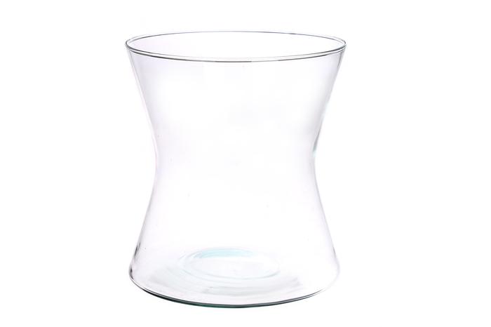 <h4>DF883529100 - Vase diabolo Tama d22.5xh25 Eco</h4>