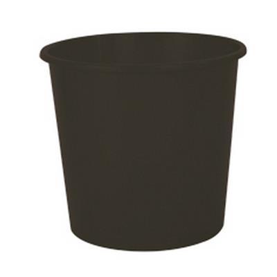 <h4>Bucket 10 ltr  wide  black Classic</h4>