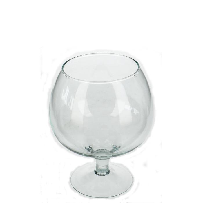 <h4>Glas Cognacglas d09/16*19cm</h4>