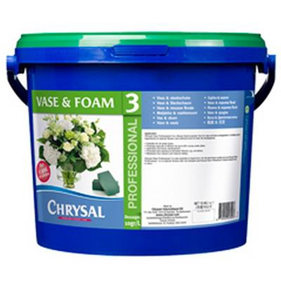 <h4>Chrysal Professional 3 powder bucket 15 kg</h4>