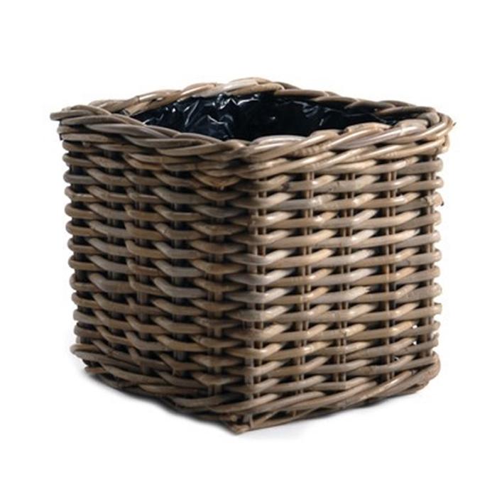 <h4>Baskets Rattan tray d21*17cm</h4>