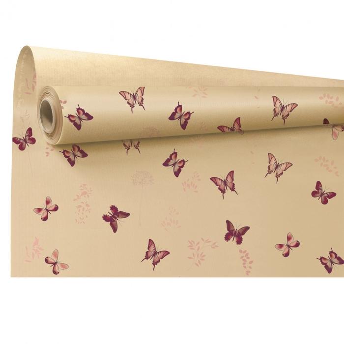 <h4>Papier Rol 80cm 40m Floraison</h4>