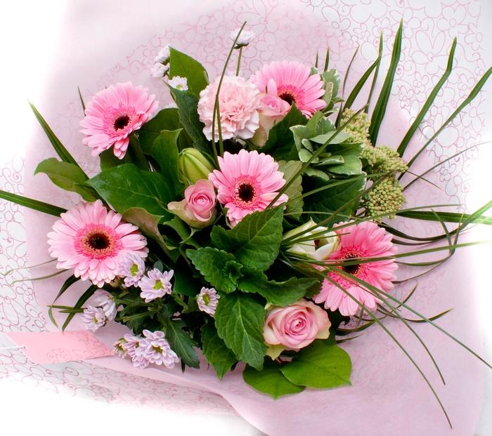 <h4>Boeket Groot roze 1774</h4>