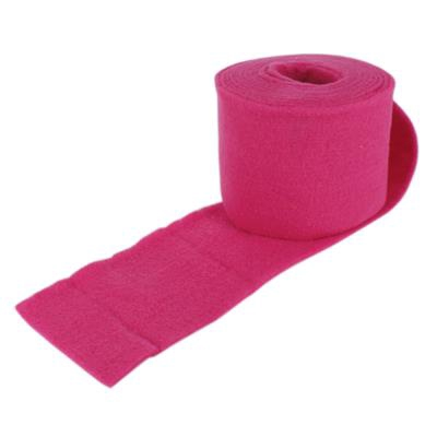 <h4>Heavy Wool 150 mm x 5 MTR. hard pink</h4>