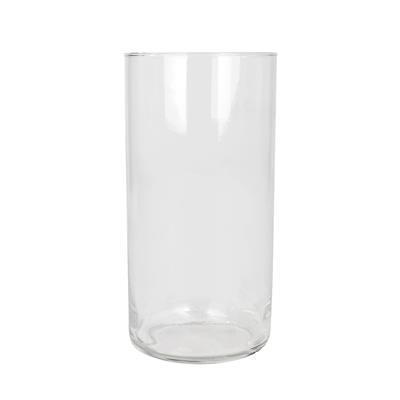 <h4>Vaas Lusaka glas Ø15xH30cm HC</h4>