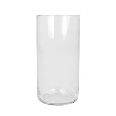 <h4>Vase Lusaka verre Ø15xH30cm HC</h4>