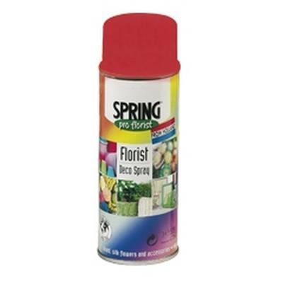 <h4>'Spring' Spray de decoration 400ml sunrise red 049</h4>