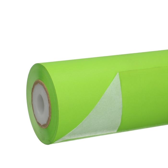 <h4>Papier Rol 25cm 50g 1.25kg Wit/Groen</h4>