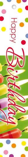 <h4>FLORAL CARD DUTCH HAPPY BIRTHDAY 12PCS FCC-6335</h4>