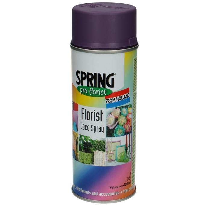 <h4>Decoratie Decospray 400ml Regal Purple</h4>