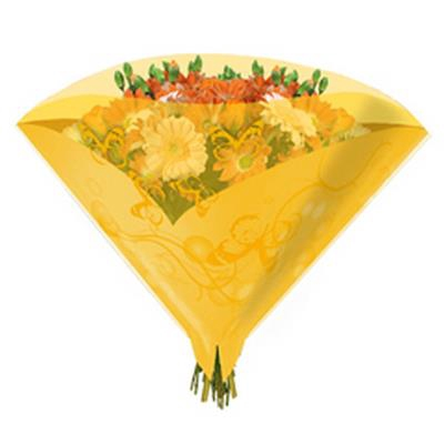 <h4>Housses 50x50cm Angelo OPP50 Butterfly jaune</h4>