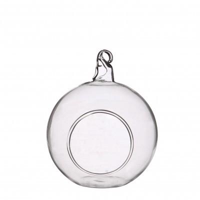 <h4>Glas Decobal gat d08*10cm</h4>