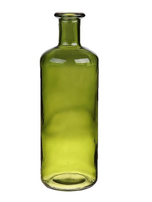 <h4>DF663410500 - Bottle Caro6 d9.7xh27.7 vintage green</h4>