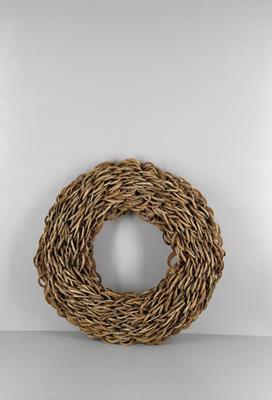 <h4>Wreath Coco C Cut 65cm Natural</h4>