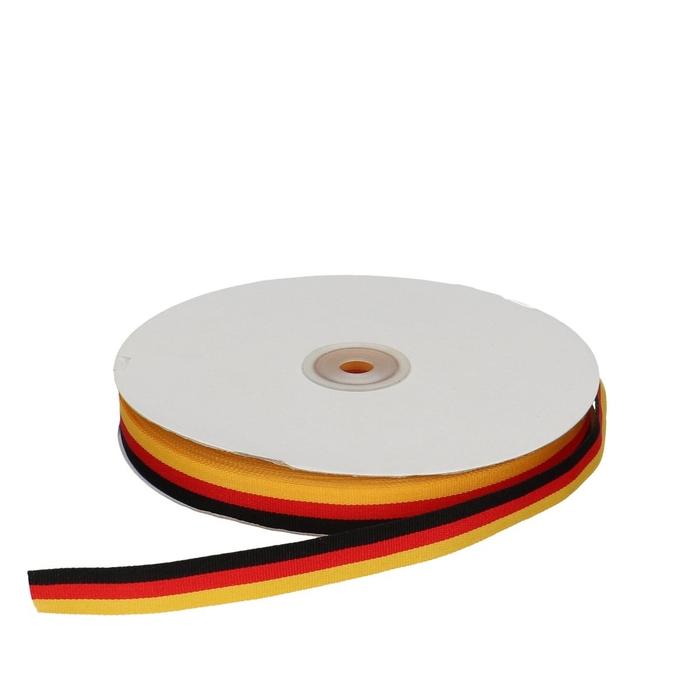 <h4>Lint Vlag Duitsland 15mm 50m</h4>
