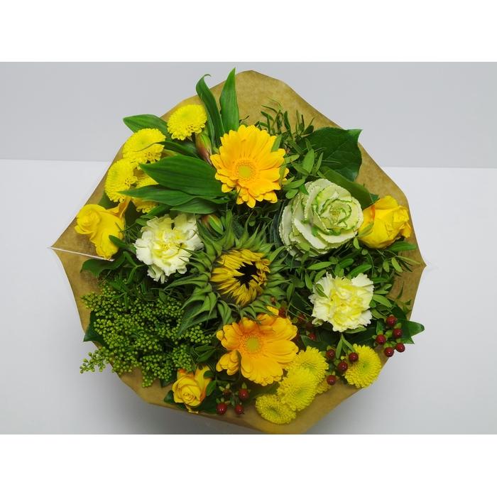<h4>Bouquet KIM Medium Yellow</h4>