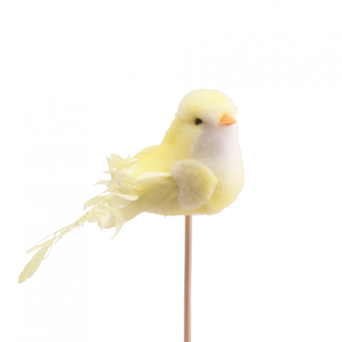 <h4>Bijsteker 50cm Vogel Bibi 10cm</h4>