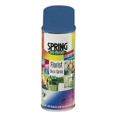 <h4>'Spring' Spray de decoration 400ml navy bleu 050</h4>